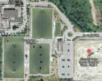 Bby Lakes Sports Complex site map - tight