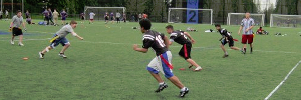 Spring Football Vancouver Mainland Football League