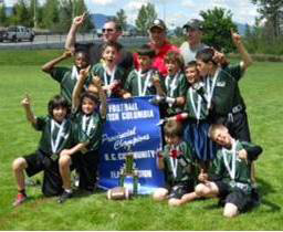 U12 Champions